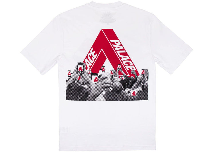 Palace-Tri-Phone-T-Shirt-white