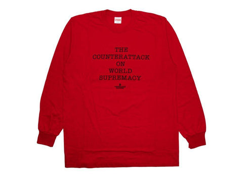 Supreme Counter Attack LS Tee