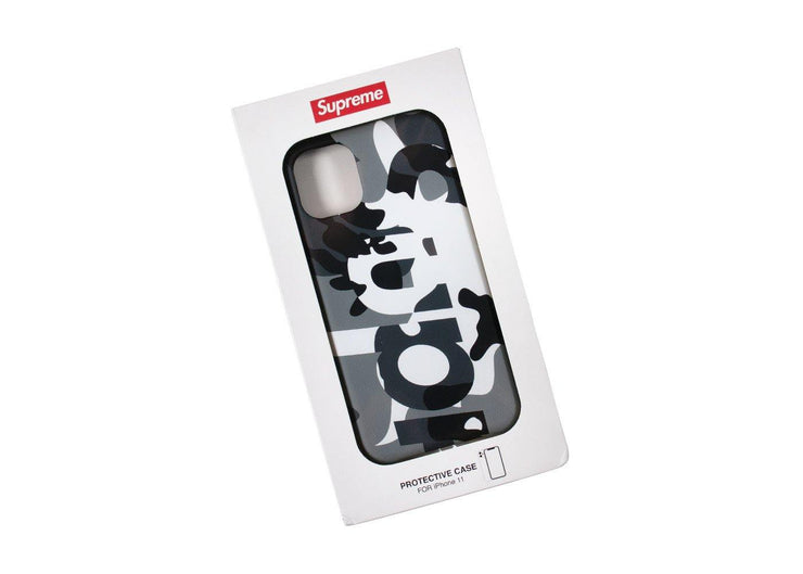Supreme Camo iPhone Case