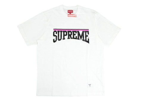 Supreme Arch S/S Top White