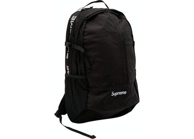 "Supreme Backpack ""SS18"" black"