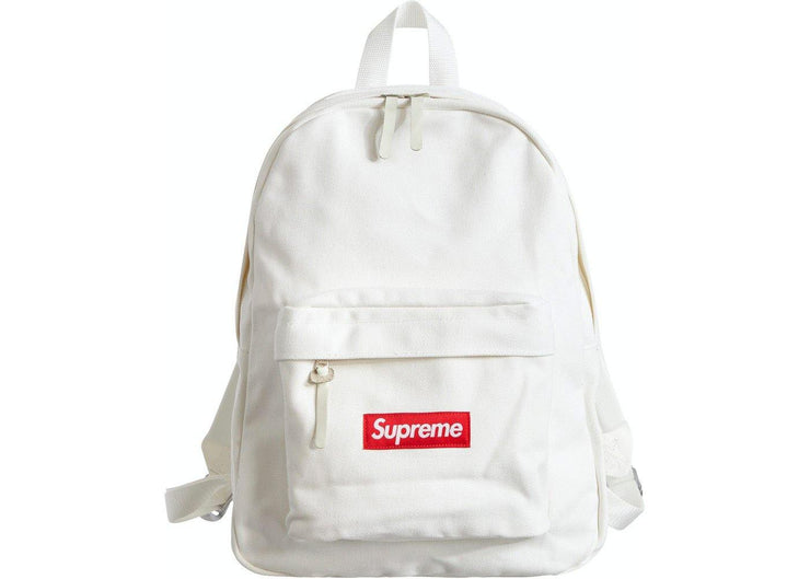 Supreme Canvas Backpack