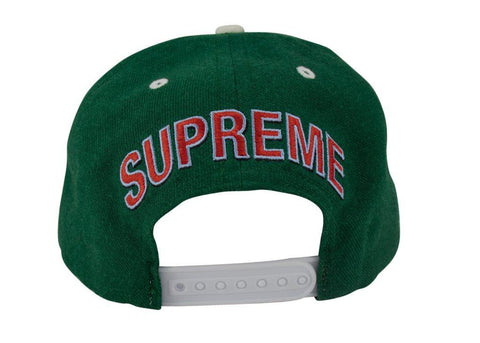 Supreme Ecstasy 6-Panel Green