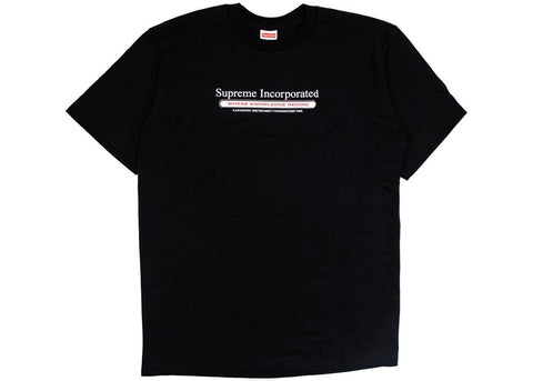 "Supreme Inc. T-Shirt ""FW19"""