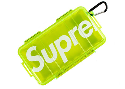 Supreme Pelican 1060 Case Neon Yellow
