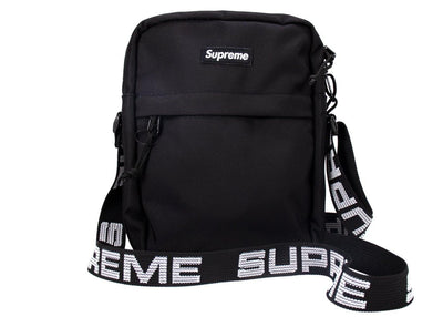 Supreme-Shoulder-Bag-Black-SS2018
