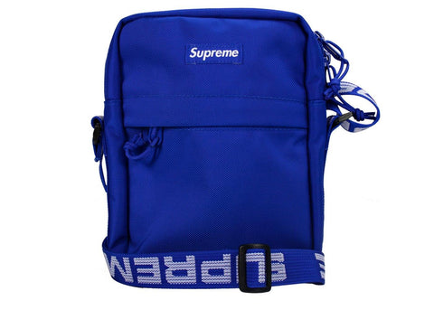 Supreme-Shoulder-Bag-Blue