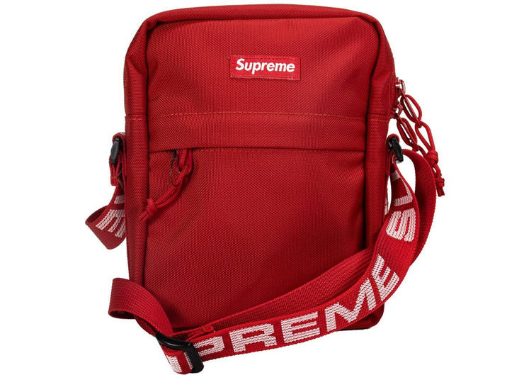 Supreme-Shoulder-Bag-Red-SS2018