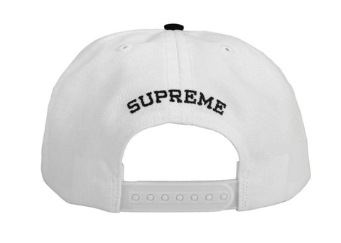 Supreme Underline 5 panel white
