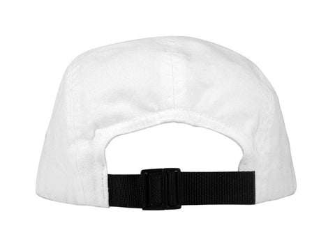 Supreme Camp Cap military white back
