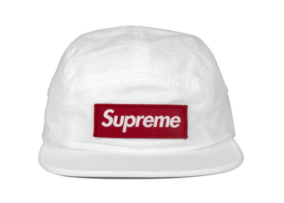 Supreme Camp Cap military white
