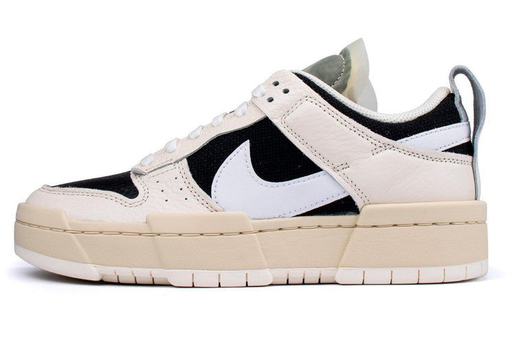 Nike Dunk Low Disrupt Pale Ivory Black (W)