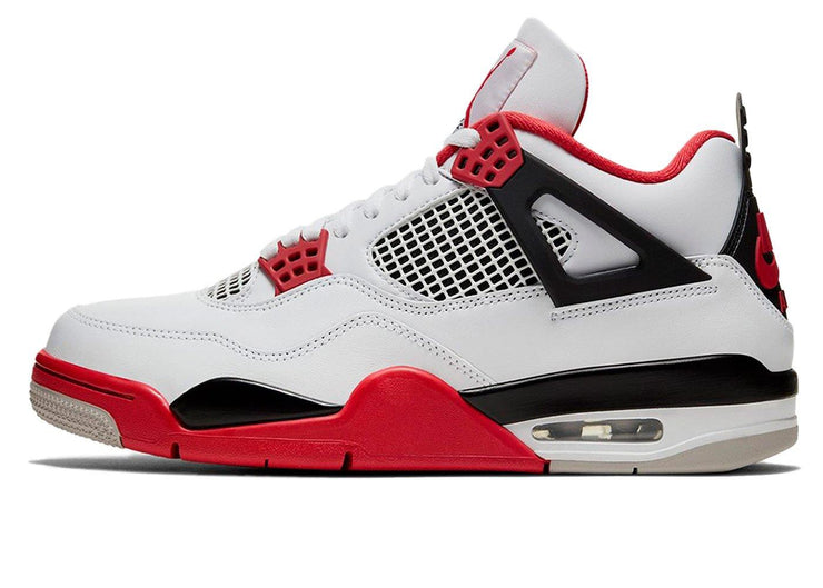 Nike Air Jordan 4 Retro Fire Red GS (2020)