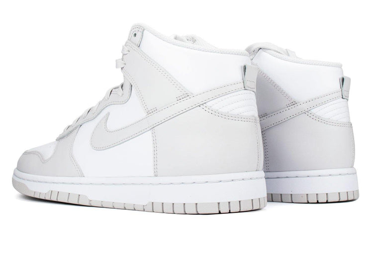 Nike Dunk High Retro White Vast Grey (2021)