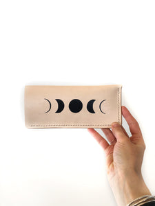 Triple Moon Goddess Sunglasses case