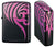 Zippo Lighter Tribal Violet Tatoo 4 Sides Design TRV5