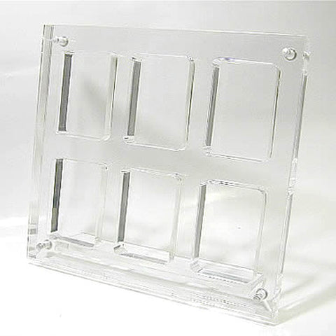 Zippo Lighter Display Acrylics Stand Collection Case B