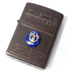 Zippo Lighter Castle in the Sky NZ-19 Studio Ghibli Levitation Stone-2 Laputa