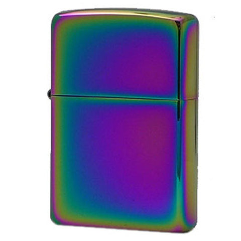 Zippo Lighter SPECTRUM Coating Rainbow Brightness