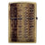 Zippo Lighter Wood Inlay Roulette Both Sides Design WR-BI