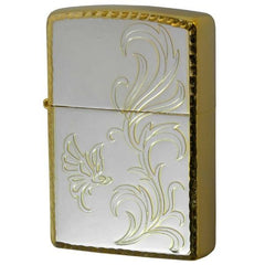 Zippo Lighter Brilliant Butterfly Arabesque Pattern BBA-SGP