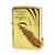Armor Zippo Lighter Angel Wing 2018 model Limited Edition Gold PAW-118GG