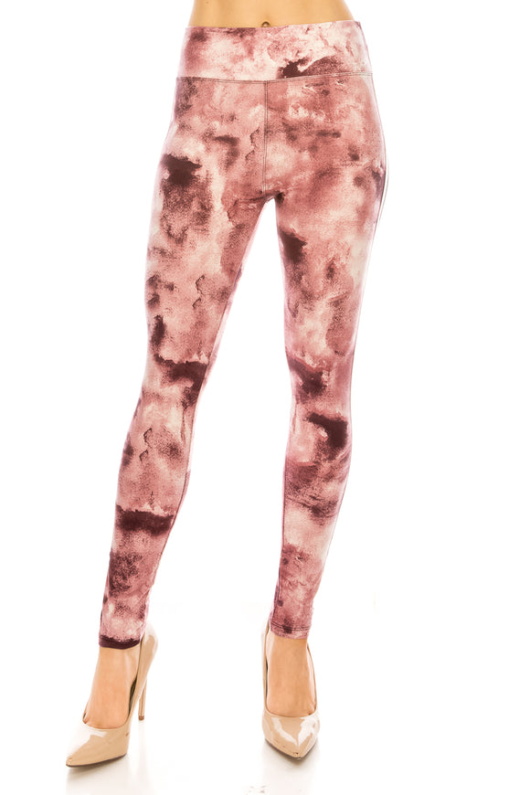 Tie dye Yoga Stretch Pants - $5