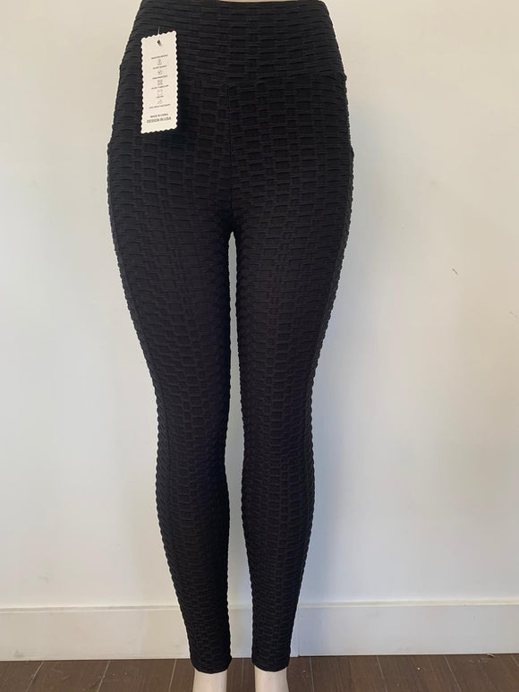Bubble Honeycomb Leggings