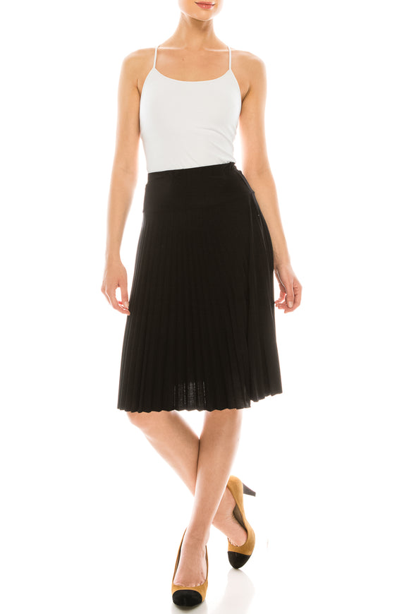 D-002 - PLEATED SKIRT - $9