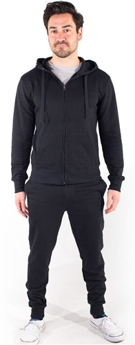 204N-PROWEST-MEN'S 2-PIECE FRENCH TERRY HOODIE AND JOGGER SET/1-2-2-1