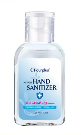 Fourplus Instant Hand Sanitizer - $2.25-$6.50