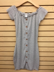119 - Button Front Dress - $8.50