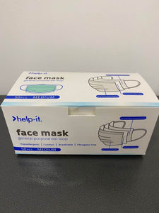 Disposable Medical 3 Ply Protective Mask - $5.00