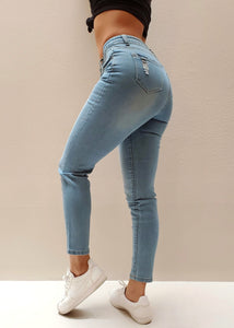Light Blue Jeans - $9.50