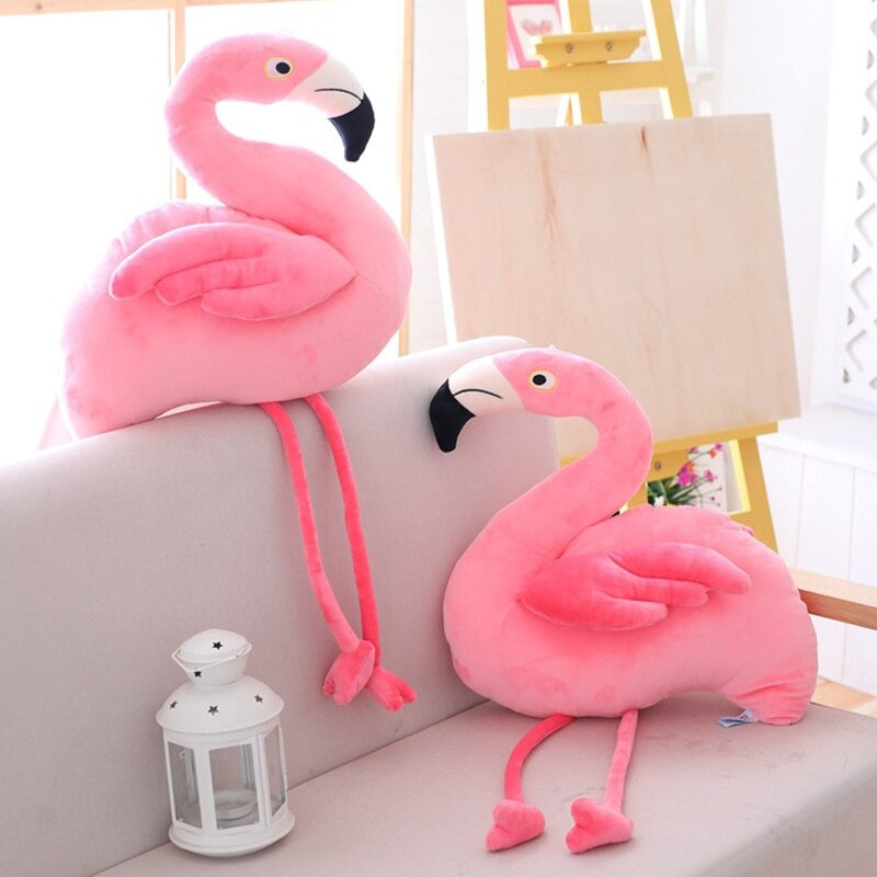 Pink Flamingo Stuffed Plush - Asmr geek