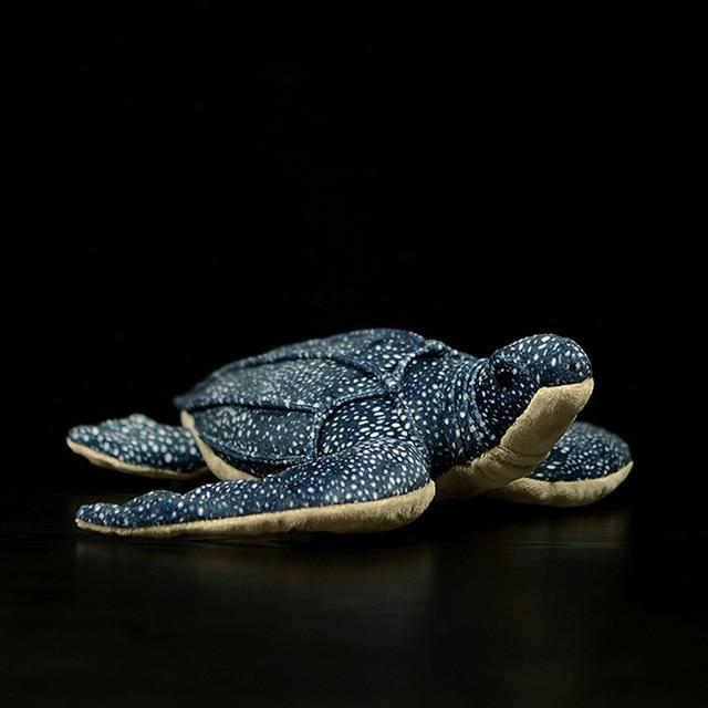 Long Leatherback Turtle Plushy - Asmr geek