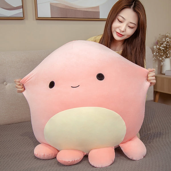 Giant Kawaii Squishmallow Plushie - Asmr geek