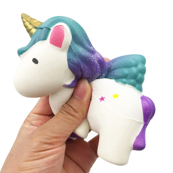 Kawaii Unicorn Star Squishy