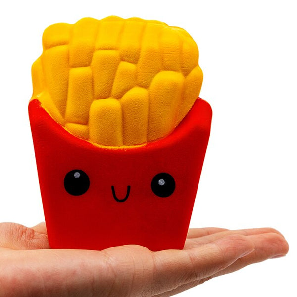 French Fries Slow Rising Squishy