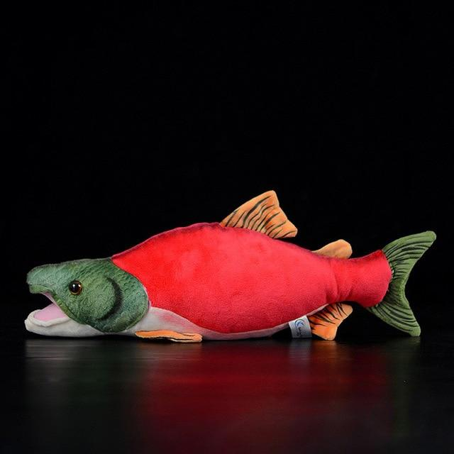 Sockeye Fish Plushy - Asmr geek