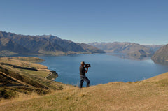 VIdeoing in New Zealand