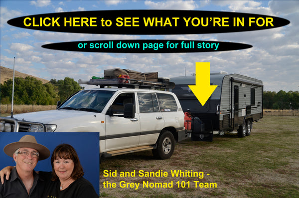 The Grey Nomad 101 Caravanning Team