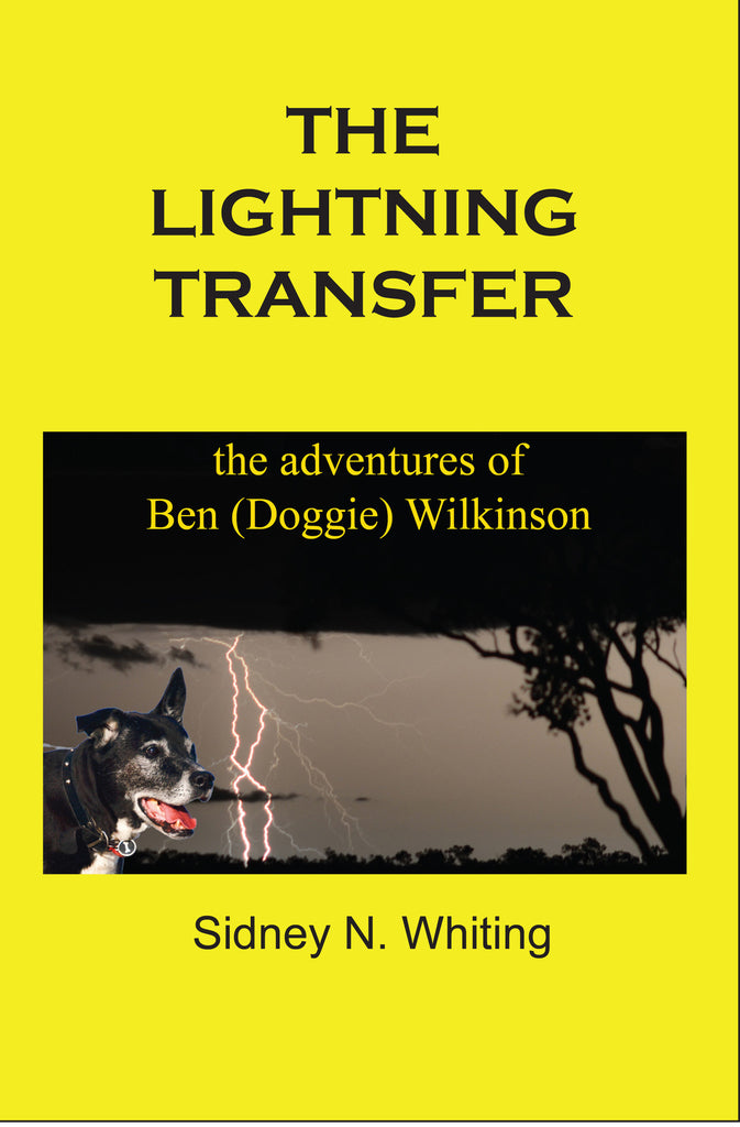 The Lightning Transfer - Sidney N. Whiting - paperback edition