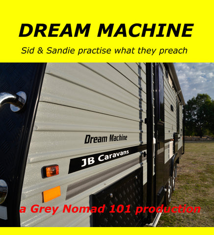 Dream Machine - Practising our Preaching