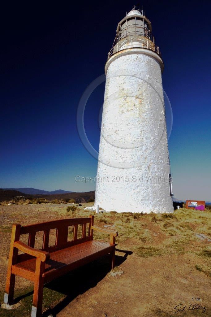 Lighthouse & Seat