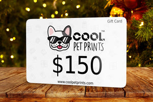 Gift Card - CoolPetPrints
