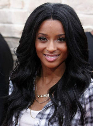 Lace Wig Black Wigs Natural Color African