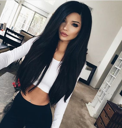 Curly Wigs Lace Frontal Long Black Wigs Indian Deep Wave Bellatique Hair Closure Light Brown Curly Wig Ombre Human Hair Wigs