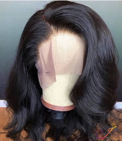 Curly Wigs Lace Frontal Long Black Wigs Junee Wigs Curly Hair Wig Styles Quality Brazilian Hair Straight Black Wig