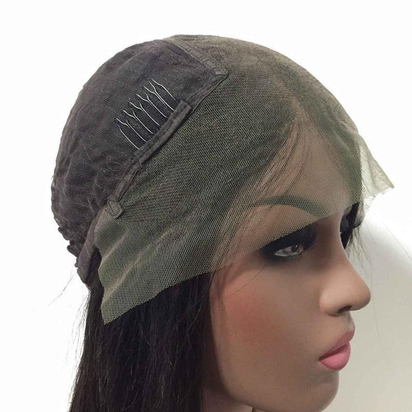 Lace Front Hair Wigs  wig with bangs african american